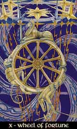 Tarot: Wheel of Fortune