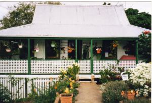 Our renovated cottage in Boonah village.