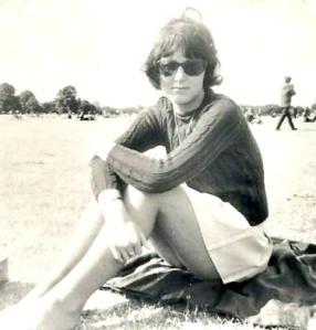 Mo, Hyde Park, 1967