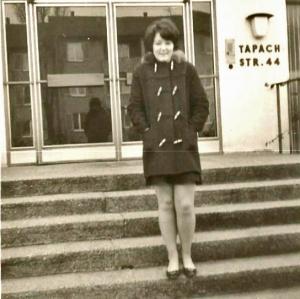 Mo, Maedchenwohnheim, 1968