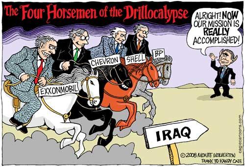 Iraq - oil 1